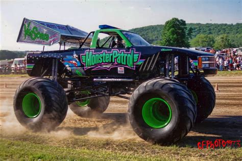 bigfoot monster truck wiki monster patrol shafer monster trucks wiki fandom