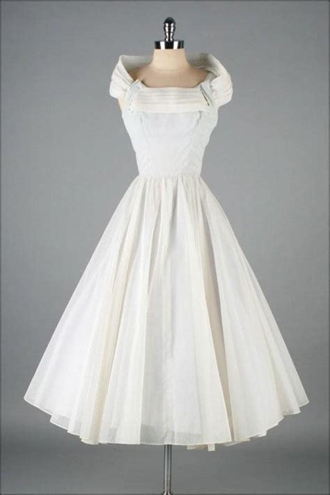 vintage 1950s wedding dresses retro wedding vintage 1950s dress swiss dot 2070385
