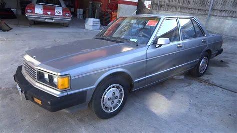 nissan datsun 1982 1982 datsun maxima by nissan 280z 280zx motor 810 bluebird
