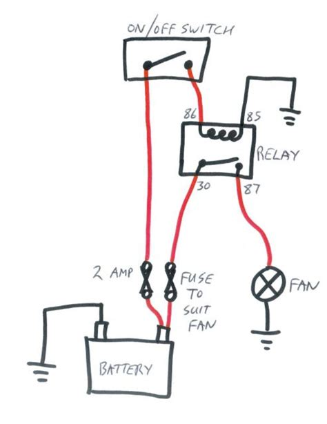kenlowe fan wiring diagram wiring diagram and schematics