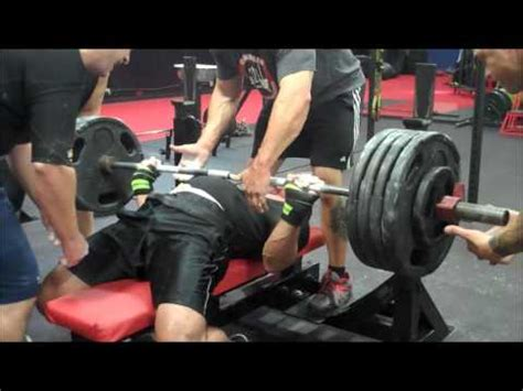 ryan kennelly bench press routine powerlifting bench press workout routine eoua blog