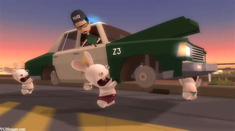 new rabbids go home info teaser and screens