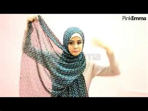 tutorial hijab risty tagor syar i menutup dada funnydog tv tutorial hijab casual untuk kuliah hijab top tips
