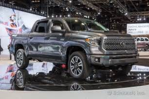 2018 Toyota Tundra Size Does Everything In A 2018 Toyota Tundra Sequoia Trd Sport Impression