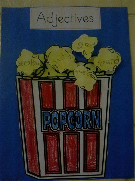 How To Make Popcorn Out Of Paper - we make it and templates on