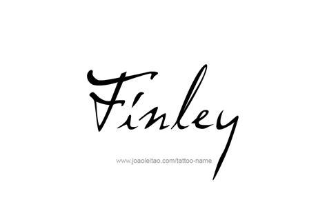 edinburgh tattoo name origin finley name tattoo designs