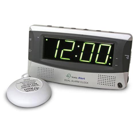 Alarm Mobil Sonic sonic alert boom dual alarm clock