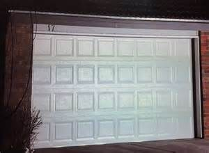 Resistant residential garage door by arm r lite the non insulated