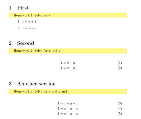 number for section 8 numbering a theorem by section number tex latex stack