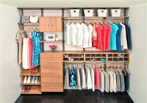 Organized Living Closets by Organized Living Storage Options In 2014 Builder S Show