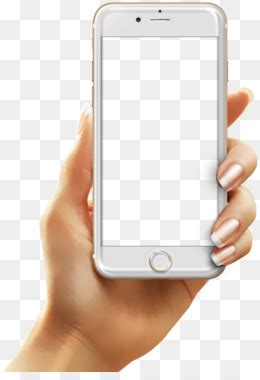 hand holding  cell phone png hand holding  cell phone transparent clipart