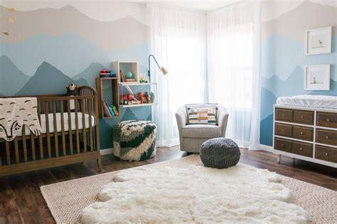wandgestaltung kinderzimmer berge top 10 ideen f 252 r wandgestaltung schlafzimmer gestalten