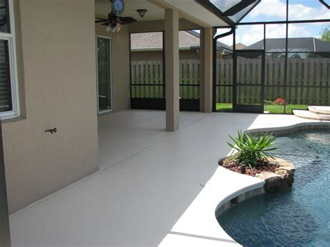 melbourne painting pool deck