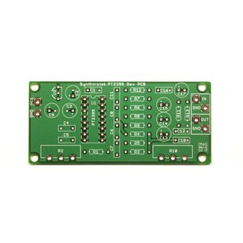 Infath Pt2399 Echo Processor Ic pt2399 dev delay synthrotek