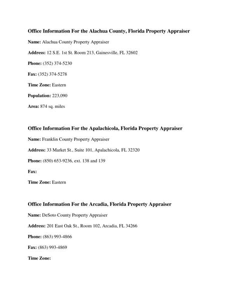 Alachua County Property Records Ppt Polk County Appraiser Powerpoint Presentation Id