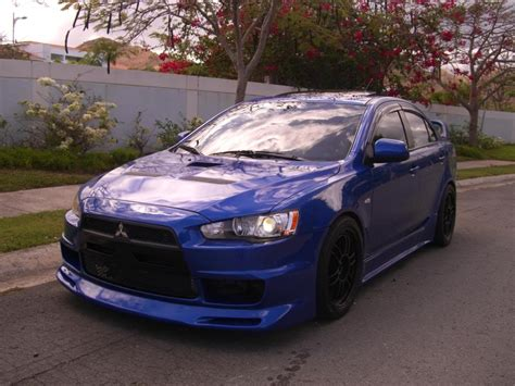 custom mitsubishi emblem my lancer gts custom extreme gt bodykit evolutionm