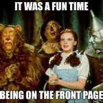 Wizard Of Oz Meme Generator - wizard of oz meme generator imgflip
