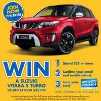 Win A Suzuki Moorabbin Timber