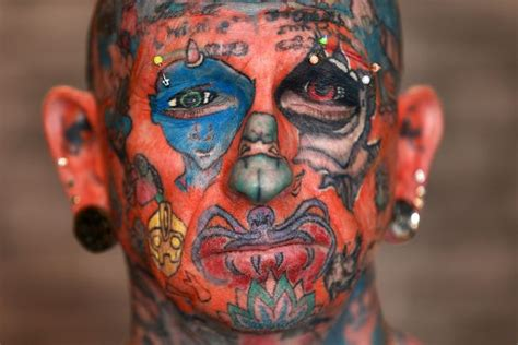 most painful tattoo addict with lighthouse on his manhood reveals last