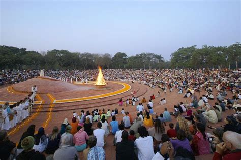 auroville pondicherry india