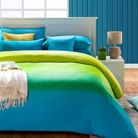blue and green bedding cheap green and blue comforter sets blue full and
