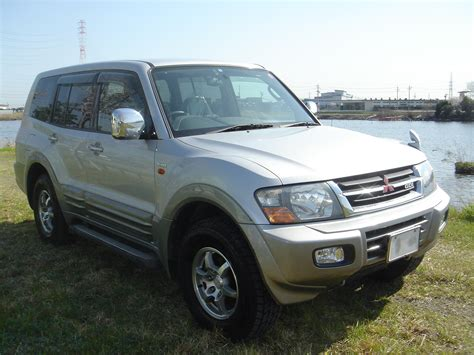 used mitsubishi mitsubishi pajero exceed 2001 used for sale