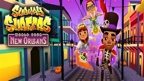 subway surfers new orleans apk subway surfers orleans mod apk from zippy