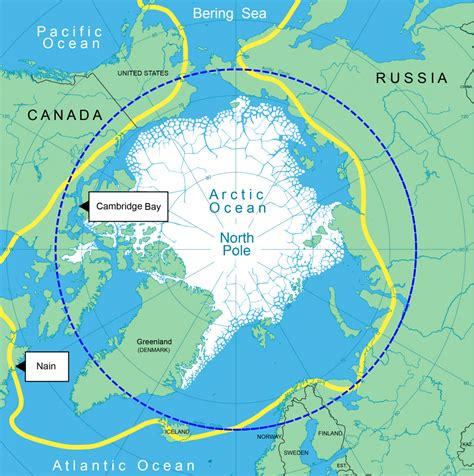 arctic circle map arctic world stories voices