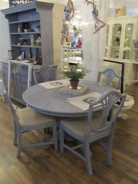 Grey Painted Dining Room Furniture 1000 Ideas About Gray Dining Tables On Pinterest Dining Tables Grey And Dining