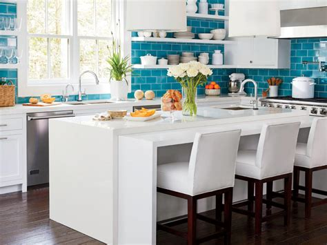 blue and white kitchen ideas update your kitchen with color cooking light