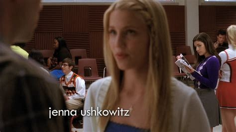 sectionals glee puck quinn 1x13 sectionals glee couples image