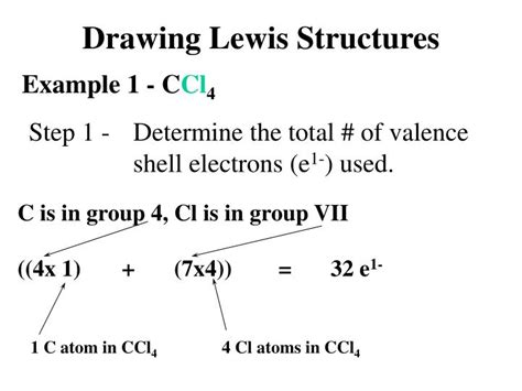 ppt lewis structures powerpoint presentation ppt drawing lewis structures powerpoint presentation