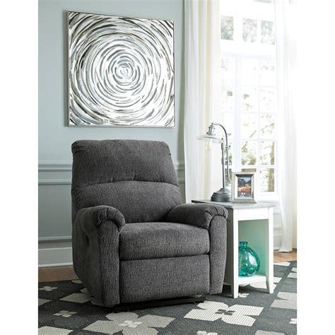 signature design  ashley mcteer casual power recliner