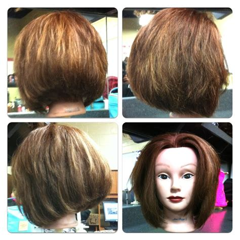 swinging bob swing bob hair long hairstyles