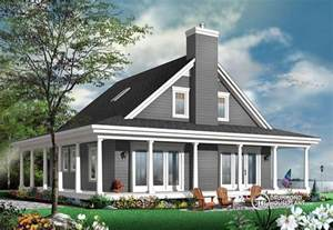 Country Cottage Plans by Rustic Cottage For A Large Family