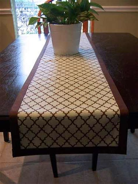 the top 14 mindblowing diy table runner designs