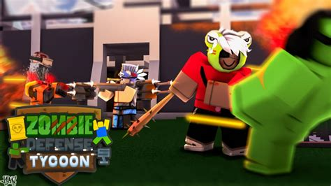 codes roblox zombie defence tycoon septembre