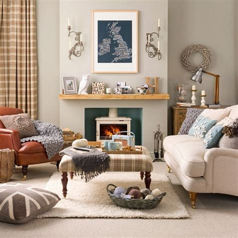uk living room ideas cosy living room retreat