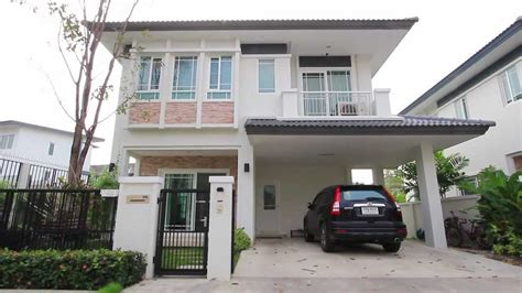 rent appartment bangkok bangkok house for rent in rama 9 srinakarin youtube