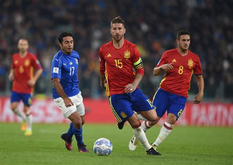 spain world cup italy v spain fifa 2018 world cup qualifier zimbio