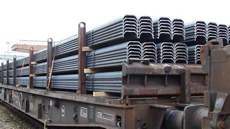 steel sleeper section stahlwerk th 252 ringen