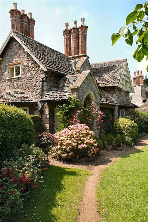 Cottages Uk by A La Recherche De La Plus Maison Du Monde Archzine Fr