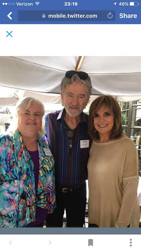 patrick duffy wife carlyn rosser death 6216 best linda gray all time fav images on pinterest
