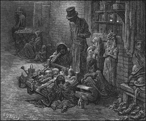 victorian london poverty industrial revolution the west s darkest hour