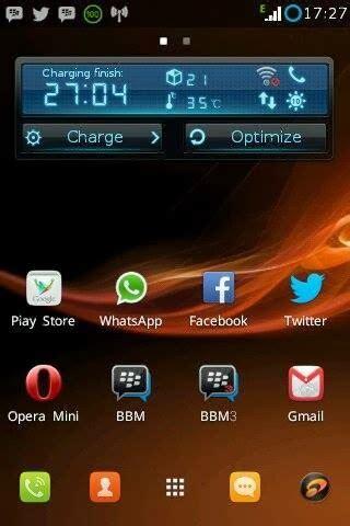 Hp Android Yang Ada Tv Nya dua pin bbm di satu handphone android mocelatoss
