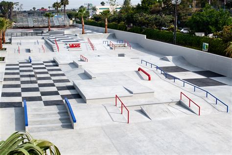 Beach House Designs by Skatepark Design And Construction California Skateparks