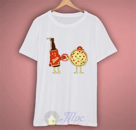 Best T Shirt Pizza Best Friend T Shirt Mpcteehouse 80s Tees