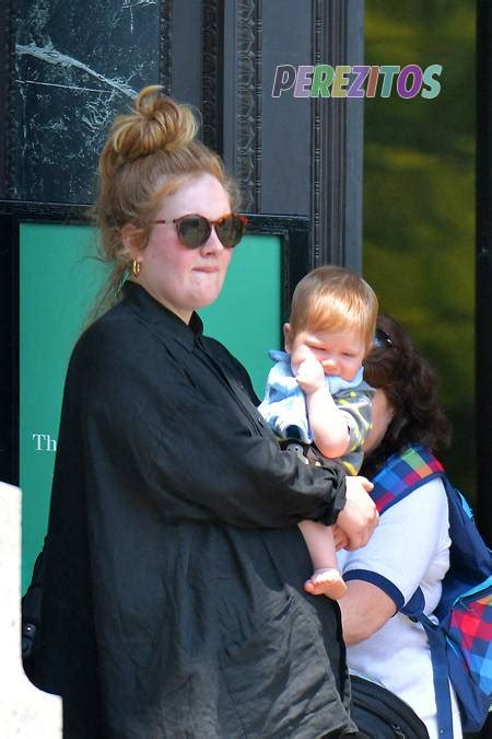 what does i found a boy by adele mean adele gives world its first peek at son angelo s face