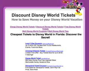 Cheap Tickets To World Cheap Tickets To Disney World Theme Parks Images