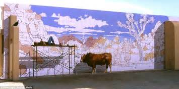3d wall murals off the wall the astonishing 3d murals painted on the